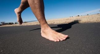Можно ли ходить босиком летом