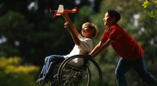 Does the experience of caring for a disabled child
