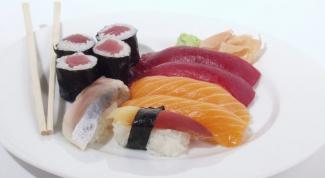 Где лучше купить ингредиенты для суши