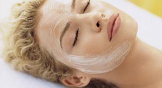 Как сделать маску на лицо из творога