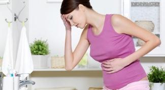 Причины возникновения изжоги при беременности