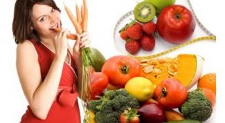 Как соблюдать диету при беременности