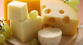 What are cheese fat content of 5%