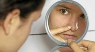 Что делать, если болит кончик носа
