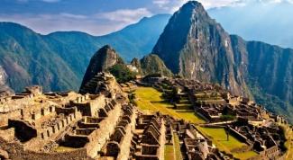 Где и когда жили майя и инки
