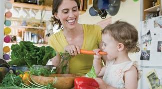 Какие витамины  полезны  для годовалого ребенка