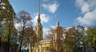 Где похоронены Петр I и Екатерина I