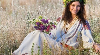 The famous Slavic goddess Vesta