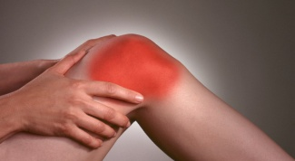 How to treat inflammation of the tendons of the knee