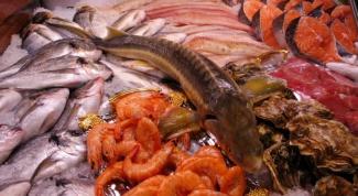 Какую рыбу нужно есть беременным