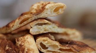 Как приготовить сладкую лепешку «Альмойшавена»