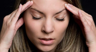 How to help yourself with the dizziness