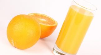 Апельсиновый сок против морщин