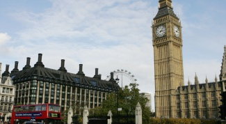 Популярные места Лондона