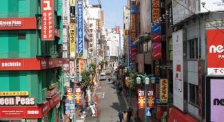 Какая стоимость аренды квартиры в Токио