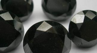 Как выбирать черный бриллиант