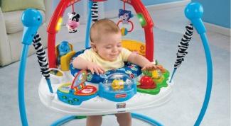 С какого возраста можно использовать детские прыгунки
