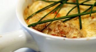 Как приготовить полезный французский луковый суп