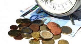Как обменять мелочь на бумажные деньги