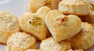 Как приготовить печенье из сыра