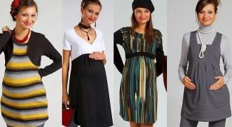 Как подобрать одежду беременной
