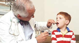 Аденоиды: патологическая гипертрофия глоточной миндалины