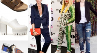 Обувные тренды летнего сезона 2014