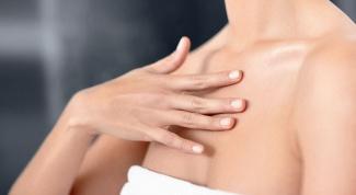 Как ухаживать за кожей в области декольте