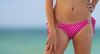 How to do a painless bikini wax