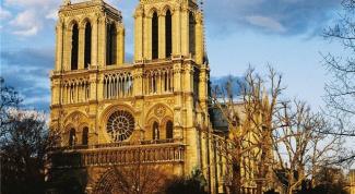 Нотр-Дам де Пари: история строительства собора