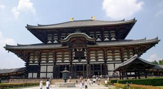 Храм Тодай-дзи: некоторые интересные факты