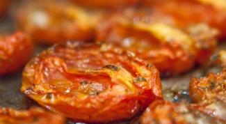 Готовим вяленые помидоры