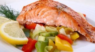 Нюансы в приготовлении рыбных блюд