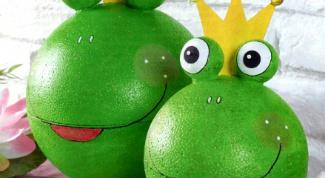 Царевны-лягушки для украшения сада