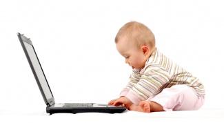 Дети и компьютерные технологии