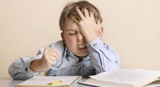 Как уберечь ребенка от нервного стресса