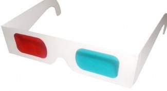 Как сделать 3D очки самостоятельно