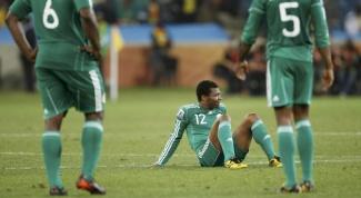 ЧМ 2014 по футболу: как проходил матч Иран - Нигерия