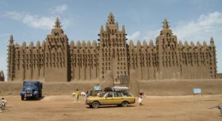 Великая мечеть Дженне: особенности сооружения