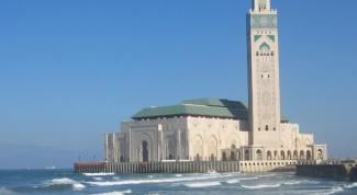 Мечеть в Касабланке: история строительства