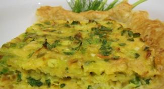 Открытый рыбный пирог с пангасиусом