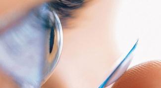 Вредны ли контактные линзы
