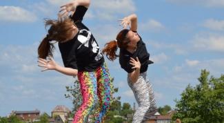 Как называются самые известные современные танцы
