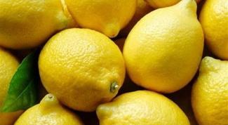 Как лимон заменить лимонной кислотой
