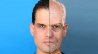 How the face changes with ageing
