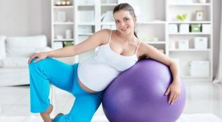 Как меняется живот при беременности
