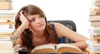 Как настроить себя на успешную сдачу экзамена