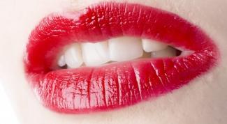 Как поддерживать красоту губ