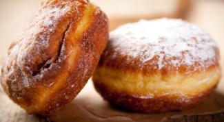 Как приготовить пончики с медом