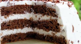 Шоколадный торт «Сладкие мечты»